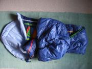 Schlafsack + Matte + Andere
