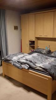Schlafzimmer Bettbrückenkombination Pyrmont