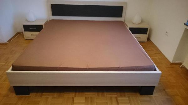 Schlafzimmer komplett von Ostermann 'Malibu' (Neupreis 2.236,08 ...