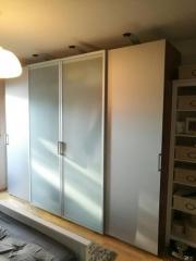 Schlafzimmerschrank italienisches Design
