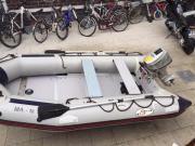 Schlauchboot e-sea