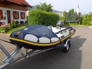 Schlauchboot - OHNE Motor,