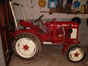 Schlepper, Traktor Fahr