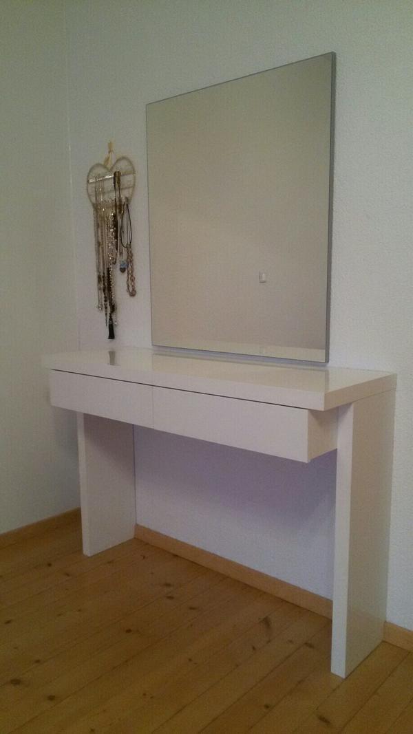 schminktisch tisch hochglanz in lustenau schr nke. Black Bedroom Furniture Sets. Home Design Ideas
