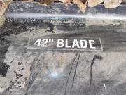 Schneeschild Blade42 MTD