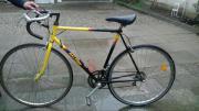 schnelles Fahrrad von