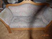 Schöne 2 Sitzercouch