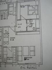 Schöne 2 Zimmerwohnung,
