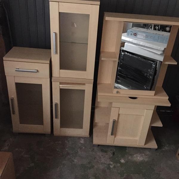 sch ne badm bel in sehr gutem zustand zu verkaufen in worms bad einrichtung und ger te. Black Bedroom Furniture Sets. Home Design Ideas