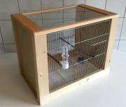 Schöner moderner Vogelkäfig/