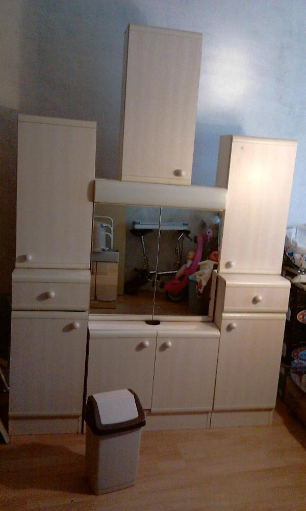 badezimmerm bel accessoires m bel wohnen bonn gebraucht kaufen. Black Bedroom Furniture Sets. Home Design Ideas
