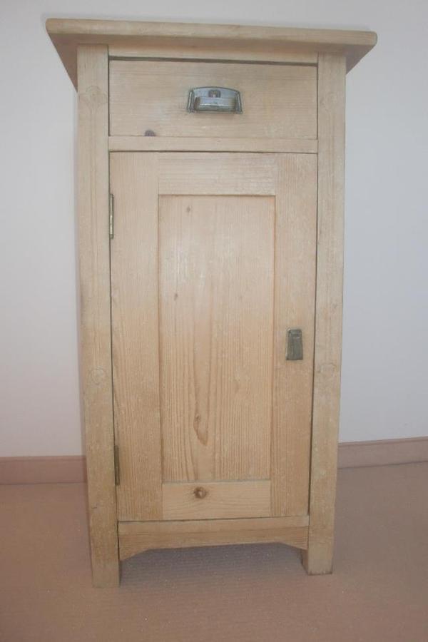 Schrank aus vollholz in landsberg garderobe flur for Schrank vollholz