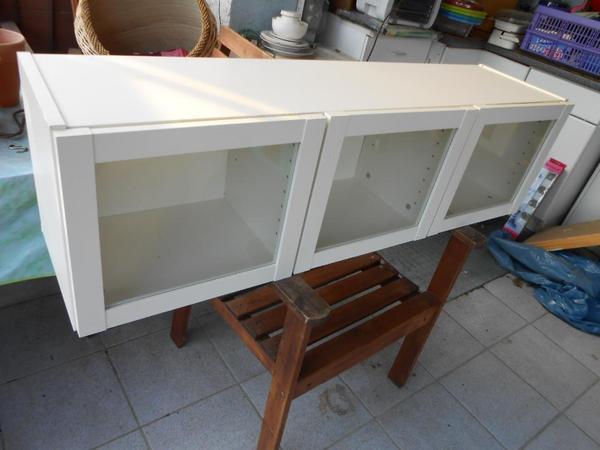 schrank regalschrank ikea billy olsbo wei in frankfurt ikea m bel kaufen und verkaufen ber. Black Bedroom Furniture Sets. Home Design Ideas