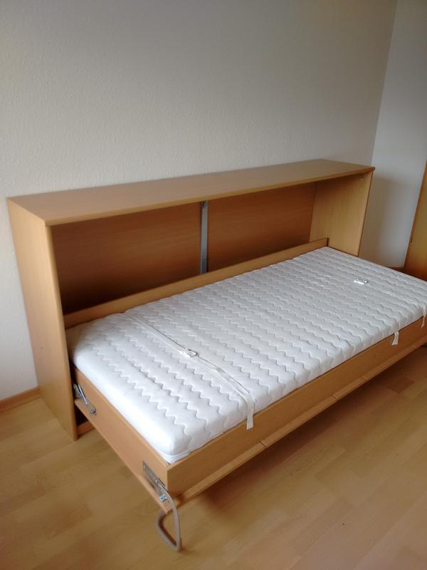 schrankbette neu und gebraucht kaufen bei. Black Bedroom Furniture Sets. Home Design Ideas