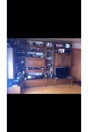 schrankwand eiche in wendelstein haushalt m bel gebraucht und neu kaufen. Black Bedroom Furniture Sets. Home Design Ideas
