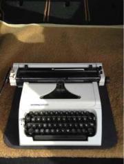 Schreibmaschine Privileg 345