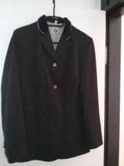Schwarzes Turnier Jacket