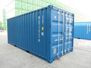 Seecontainer 20ft, BJ2016 =