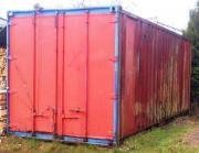 Seecontainer / Reifencontainer / Lagercontainer /