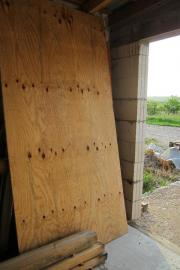 Seekieferholztafeln