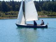 Segelboot Kielzugvogel Rawell