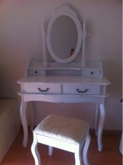 schminktisch stuhl kaufen gebraucht und g nstig. Black Bedroom Furniture Sets. Home Design Ideas