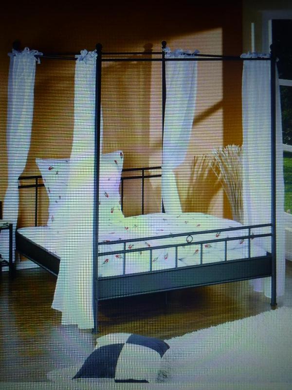 metallbett matratzen neu und gebraucht kaufen bei. Black Bedroom Furniture Sets. Home Design Ideas
