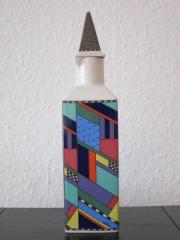 seltene Öl- Essigflasche
