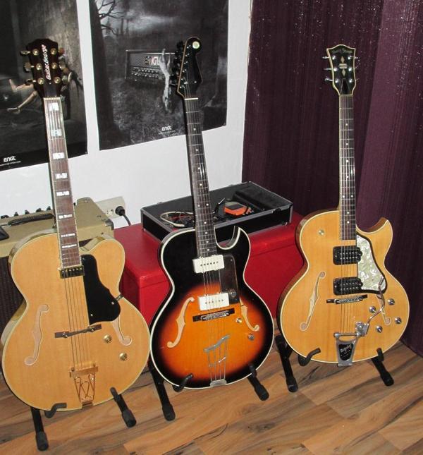 gitarre typ es 135 assembliert by guitar george essen vintage pur in duisburg gitarren. Black Bedroom Furniture Sets. Home Design Ideas