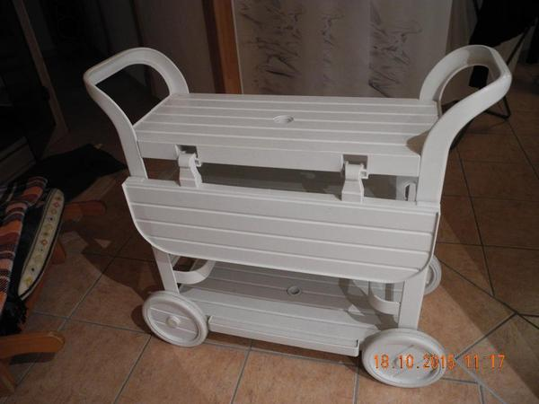 servierwagen neu und gebraucht kaufen bei. Black Bedroom Furniture Sets. Home Design Ideas