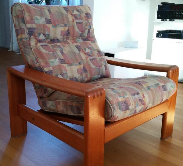 sofa vintage gebraucht kaufen nur noch 2 st bis 60. Black Bedroom Furniture Sets. Home Design Ideas