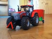 Siku Traktor mit