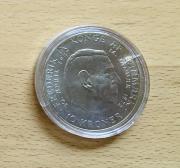 Silbermünze 10 Kroner