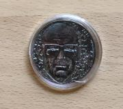 Silbermünze 10 Markkaa