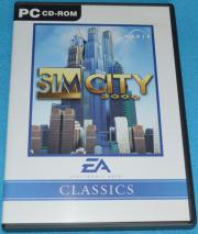 SimSity 3000 Computerspiel.