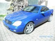 SLK 200 Cabrio-
