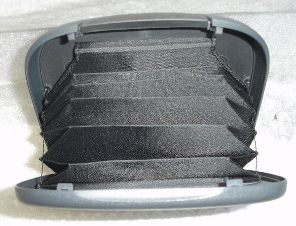 smart forfour 454 cd halter cd box fach ablage grau neu. Black Bedroom Furniture Sets. Home Design Ideas