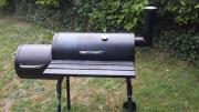 Smokergrill + Grill Kohleanzünder +