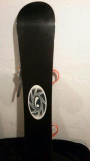 Snowboard inkl. K2-