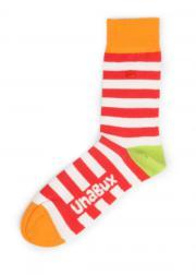 Socke gestreift Unabux
