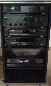 stereoanlage stereoanlage hifi anlage gebraucht kaufen. Black Bedroom Furniture Sets. Home Design Ideas