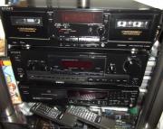 Sony Stereoanlage Verstärker