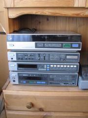 Sony Vintage Stereoanlage