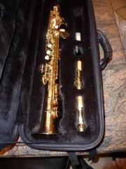 Sopransaxophon JP 74