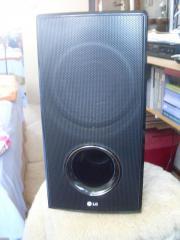Soundbar LG HLS
