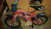 Spiderman Fahrrad