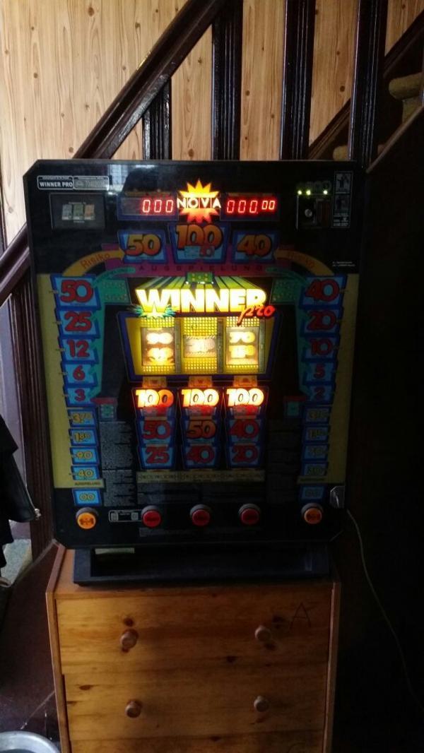 spielautomat defekt kaufen