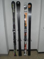 Sportliche Carving-Ski