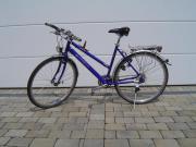 Sportliches KTM-Trekkingrad