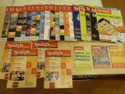 Spotlight Magazin Englisch